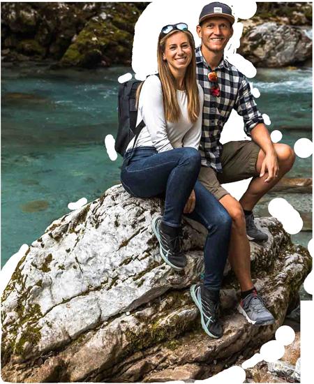 Weltreise Film Life to go 5 Jahre Ausschnitt Daniel und Jessi