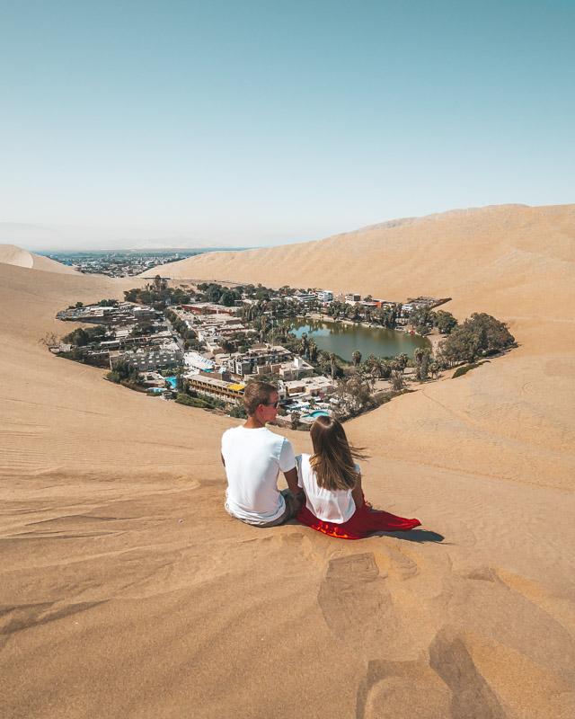 Weltreise Film 5 Jahre Life to go Peru