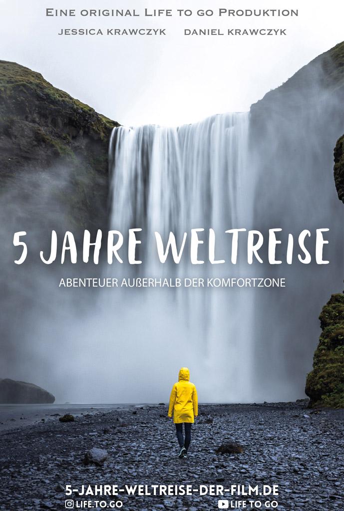 Weltreise Film Cover