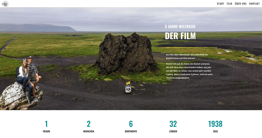 14 - Life to go Weltreise Film kaufen - CopeCart
